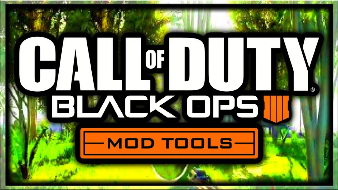 Black Ops 4 Zombies MODS! (CUSTOM ZOMBIES) & Blackout Mod Tools Details  (Black Ops 4 Zombies DLC)