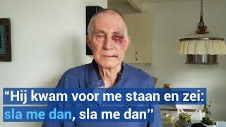 Siebe (73) werd in elkaar geslagen om vuurwerk-opmerking