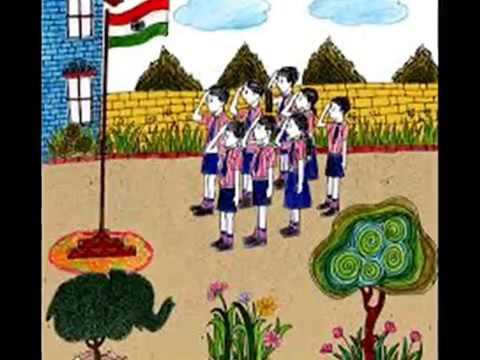 JHANDA HAI BHARAT KI SHAAN-झंडा है भारत की शान  Patriotic Rhymes for kids
