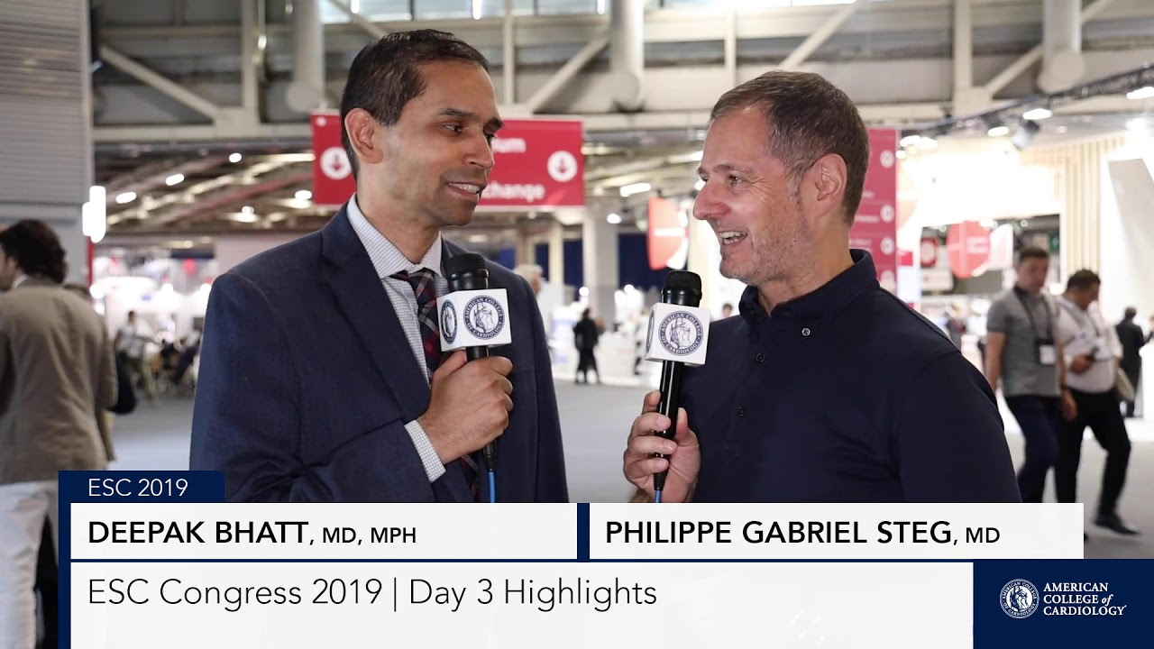 Day 3 Highlights | ESC Congress 2019 #cardiology