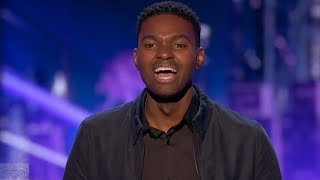 America's Got Talent 2017 Singer Johnny Manuel Simon Gives Another Chance Judge Cuts S12E11