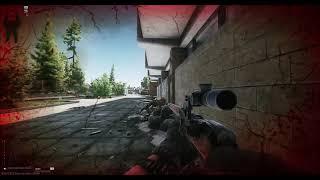 EFT [ Mosin face shot ] : Weekly clip#1