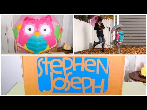 Stephen Joseph Owl Rain Gear