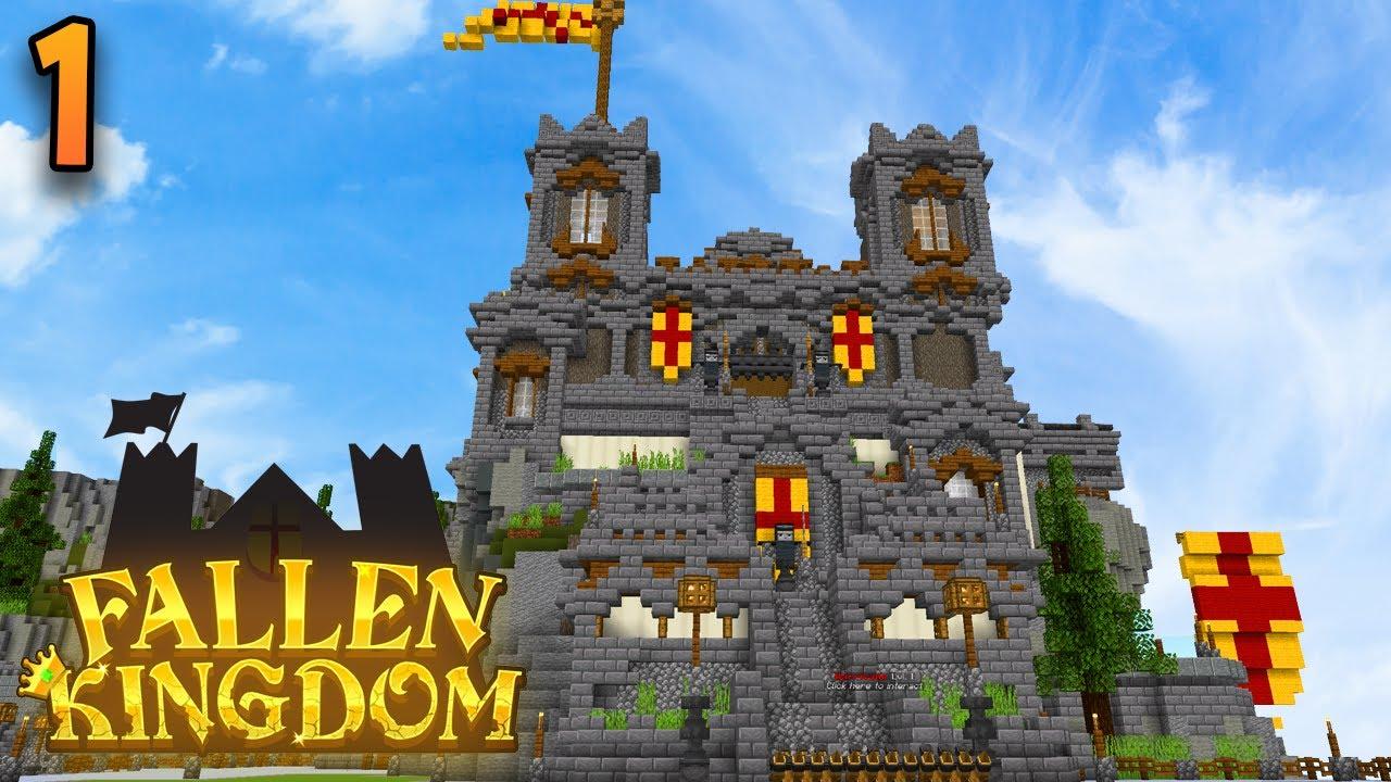 Minecraft: Welcome To Fallen Kingdom