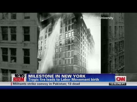 CNN: The Triangle Fire centennial