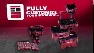 Milwaukee Packout Rolling Toolbox  22.1in.L x 18.9in.W x 25.6in.H Model# 48-22-8426