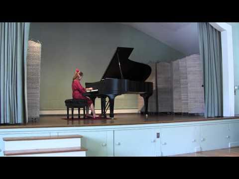 Emma's Piano Recital