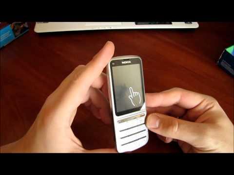 Nokia C3-01 Русский обзор