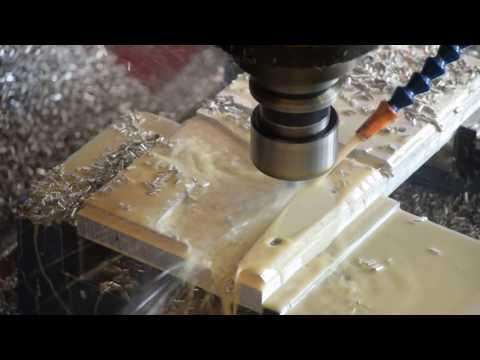 Glock Frame Fixture - Part 1