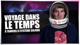 Voyage dans le temps à travers le système solaire - Astro'Stylé #10 - String Theory