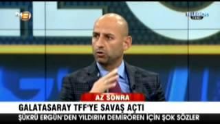 Bomba iddia! Galatasaray'da Ünal Aysal istifa etti!