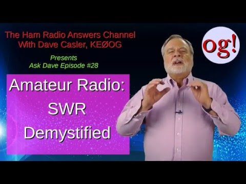 SWR Demystified: AD#28