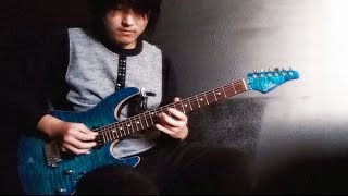 Tak Matsumoto is my favorite guitarist,I'm so glad to play this son...