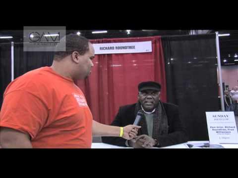 Movie Talk TV talks with Legendary Actor Richard Roundtree!