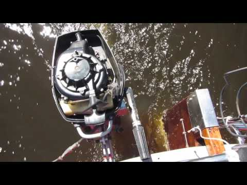 Mirror offshore diesel yacht part 9 2017 Hooray Nyman is working
