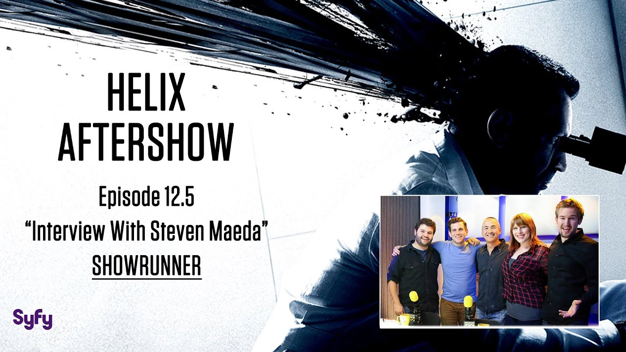 Helix After Show | Interview With Steven Maeda | March 28th, 2014 AfterBuzz TV