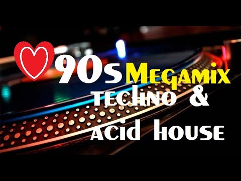 90s acid house flash house techno mix i youtube for Acid house 90s