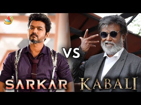 Sarkar to Break Kabali's Record ? | Pre-Release Business | Vijay,s Thalapathy 62, Rajinikanth
