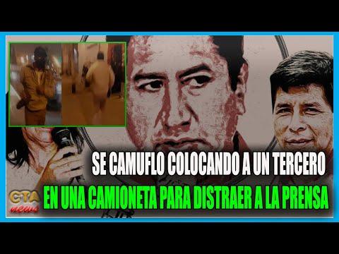 PEDRO CASTILLO Y VLADIMIR CERRON SE REUNIERON EN SU VIVIENDA DE BREÑA