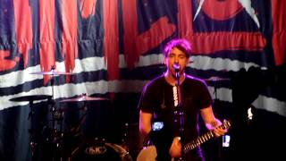All Time Low   Remembering Sunday live HD@ Palac Akropolis, Prague, Czech Republic 31 08 2012
