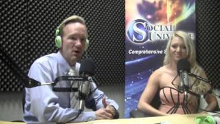 Social Universe Host Kurt Wilhelm Interviews Natasha Nicole - Her Competitive Fitness Journey