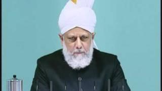 Friday Sermon: 1st October 2010 - Part 2 (Urdu)