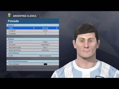 Javier ZANETTI pes 2017 Classic Argentina