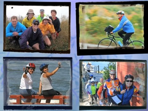 Cycling vacations in New England with Easy Rider Tours