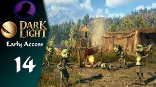 Let's Play Dark And Light - Early Access - Part 14 - The New Animal Roster!
