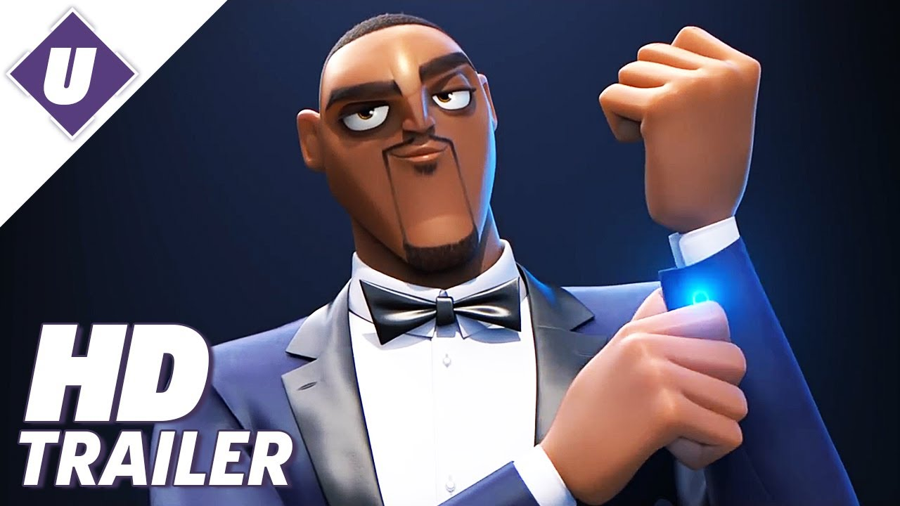 Download Spies In Disguise - Official Trailer (2019)   Will Smith, Tom Holland, Rashida Jones
