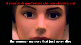 Daft Punk ft. Julian Casablancas - Instant Crush - English and Italian Lyrics