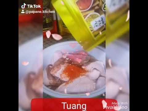 Perap ayam guna rempah perapan ayam madu papane kitchen - YouTube