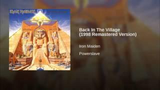 Back In The Village (1998 Remastered Version)