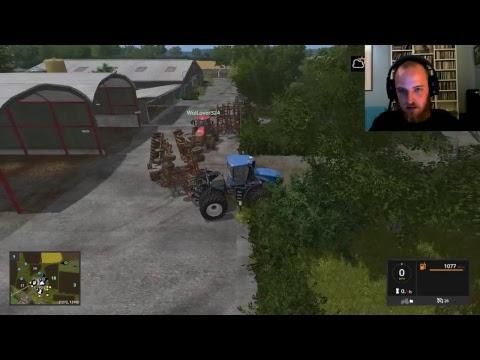 farming simulator 2017 lmultiplayer fun live streem