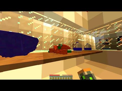Minecraft: Who's Your love ? - BEN 10 PEGOU A GWEN NO FLAGRA