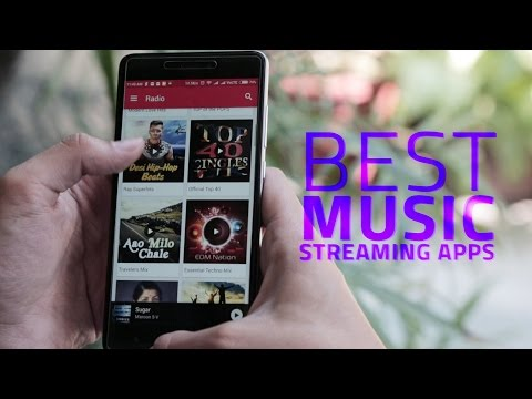 Best Music Streaming Services in India Mp3