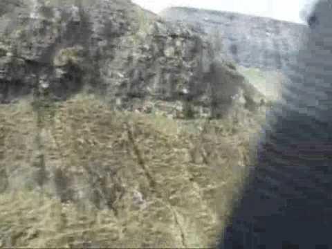 Paragliding in the Faroe Islands