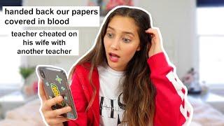revealing your school confessions/secrets