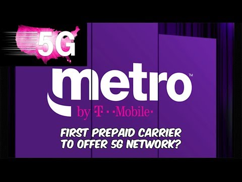 Metro By T-Mobile To Get 5G Data First in 2019! (HD)