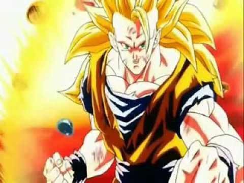 Dragon Ball Z Music Video - SR-71 Tomorrow