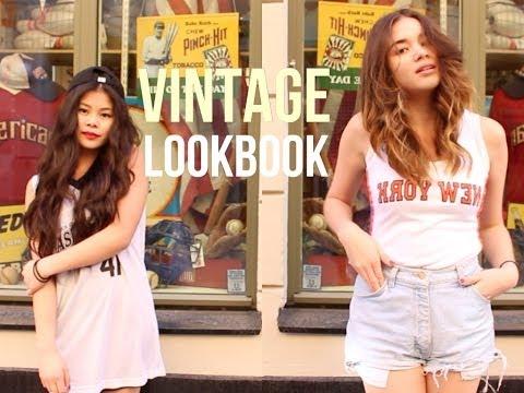 Vintage Lookbook ft. Americana Classic Vintage