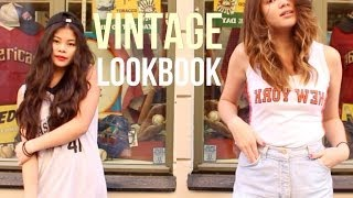 Vintage Lookbook ft. Americana Classic Vintage