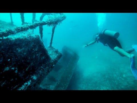 BARCO HUNDIDO EN COSTA RICA - Vlog 57