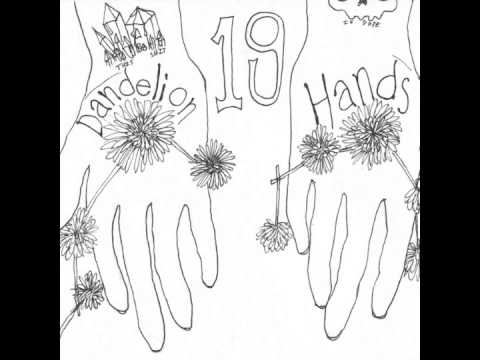 dandelion hands - invisible