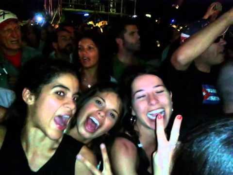 Gente de zone en concierto Milano