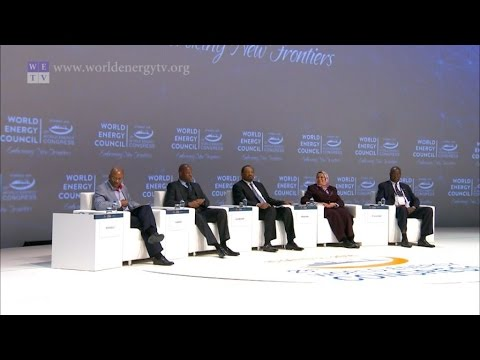 World Energy Congress | Empowering Africa: Realising the Pot