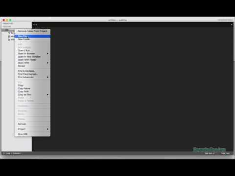 05 Sublime Text 3 Package : Laravel Blade Snippet & Highlighter