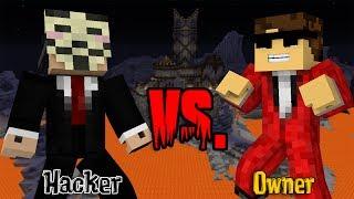Hacker vs. Owner - Minecraft Machinima