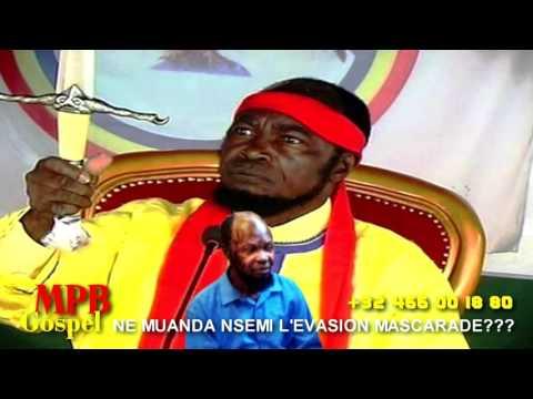 RDC-Vrai Fausse Evasion de Ne Muanda Nsemi:Ex-Catcheur Americain demasque Kabila..