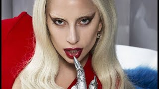 Lady Gaga - American Horror Story - The Countess (Hunt Scene)